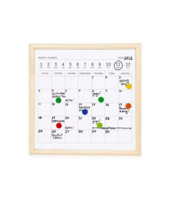 mini whiteboard kalender