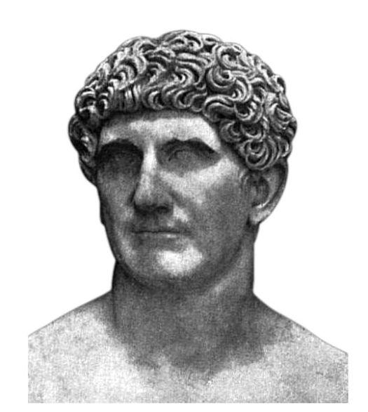 Marcus Antonius (Antony).