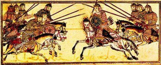 Mongol Heavy Cavalry