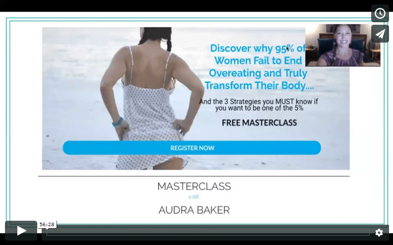 Discover why 95% of women fail to end overeating and truly transform their body