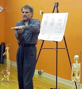 DSL Teaching Anatomy for Myo-Structural Bodywork