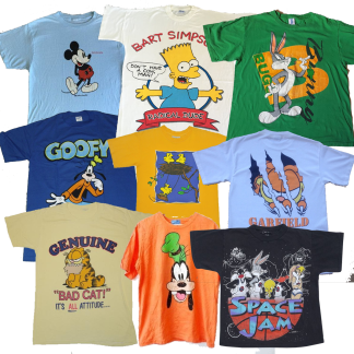 Vintage Cartoon T-shirts