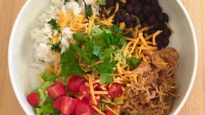 Better Than Takeout Burrito Bowls