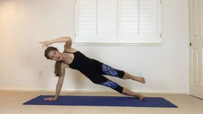 """Everything"" Pilates Workout"