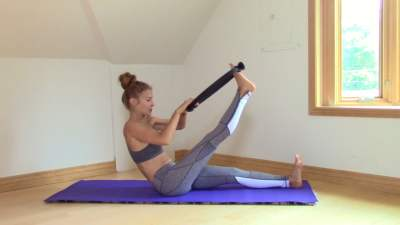 Pilates with the Ring #2