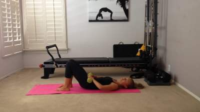Pilates with Weights #1