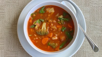Very Veggie Vegan Soup