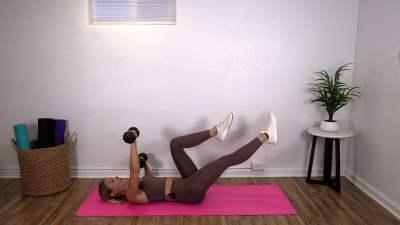 Beginner Weights – Full Body Workout