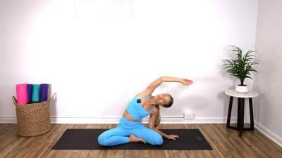 Pilates for Your Back – Head to Toe Challenge #4