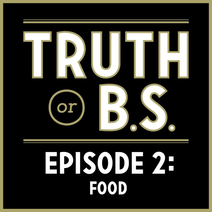Episode 2 Podcast Food