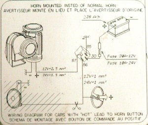 Modern Vespa : Stebel Nautilus Relay Wiring Q's
