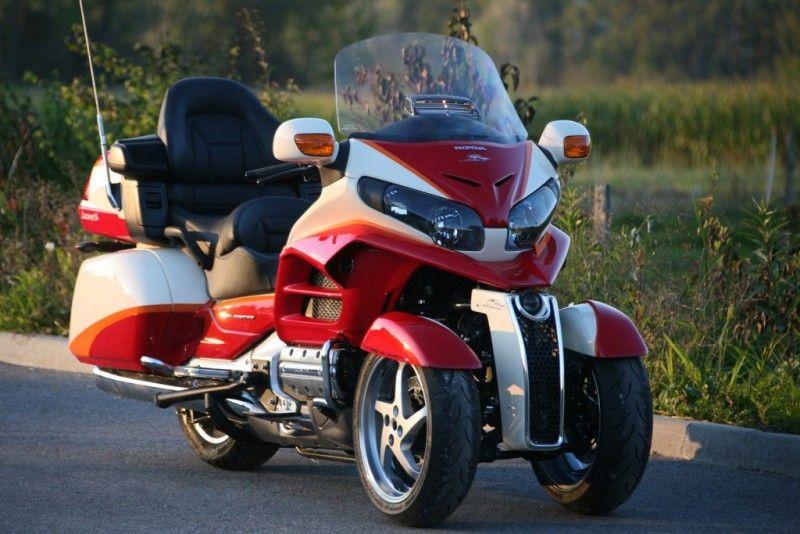 Modern Vespa 3 Wheels Hybrid Honda Fact Or Fiction