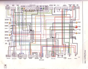 Modern Vespa : Newbie electrical problem  Help!