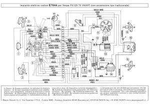 Modern Vespa : T5 MK1 Wiring Diagram