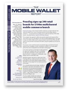 The Mobile Wallet Report, 10 March 2014