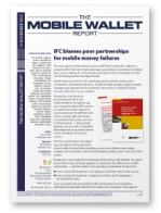 The Mobile Wallet Report, 15 November 2013