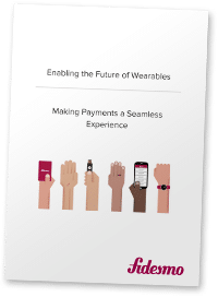 Covershot - Enabling the future of wearables: Making payments a seamless experience