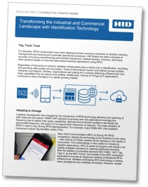 HID Global Transforming the Industrial and Commercial Landscape with Identification Technology