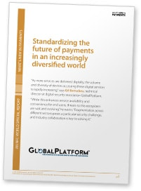 Covershot: Standardizing the future of payments in an increasingly diversified world