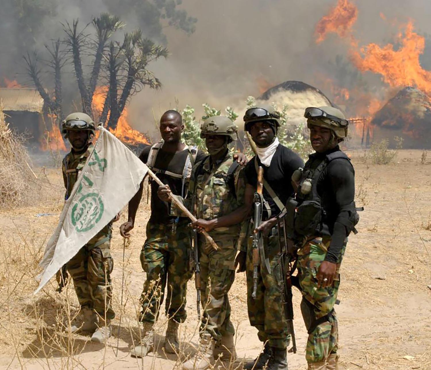 B/haram Terrorists Suffer More Defeats As Troops Sustain Counterinsurgency Action In N/east
