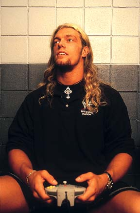 Edge Cutest Guy In The World