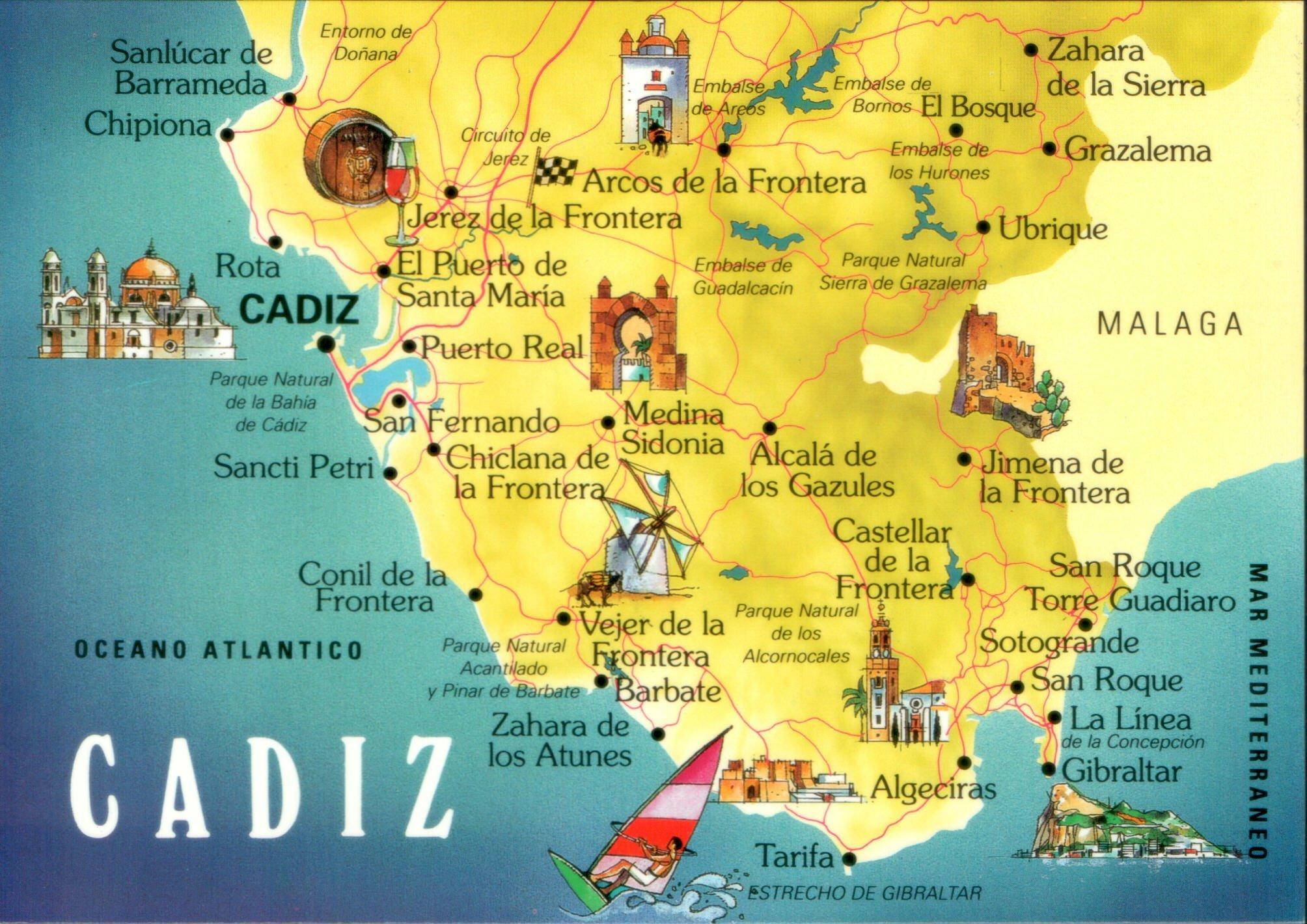 Cadiz Music And Food Festival