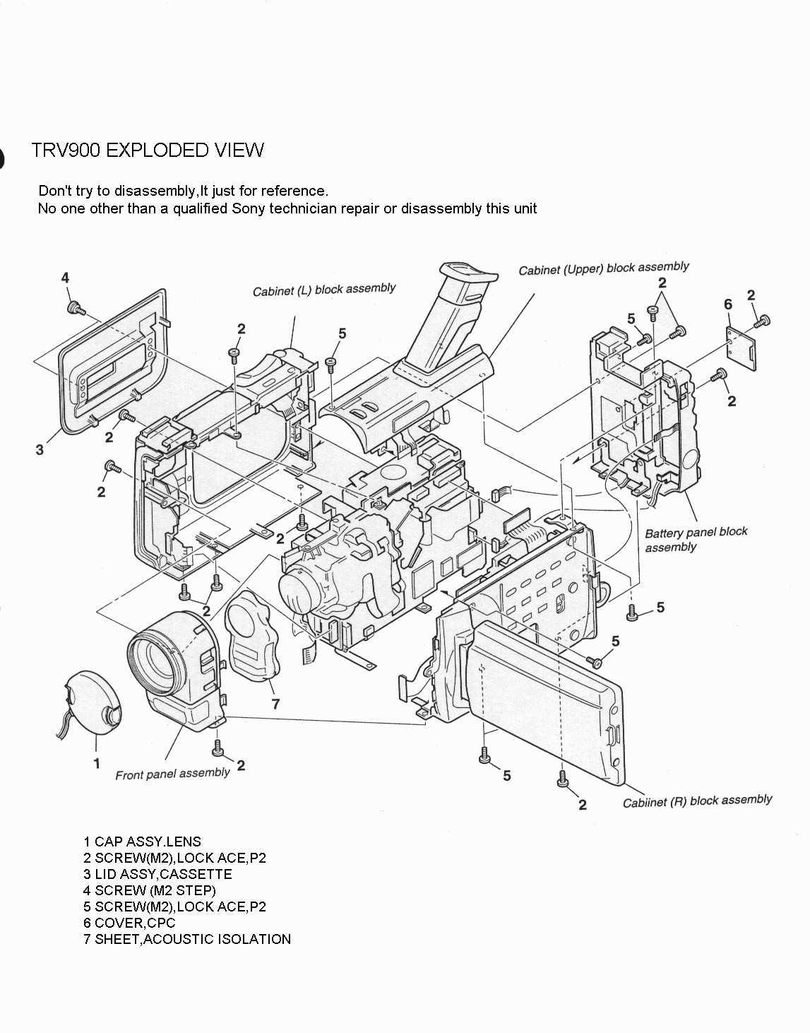 Trv900 Photo Compare