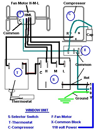jbabs Air Conditioning Electric wiring page
