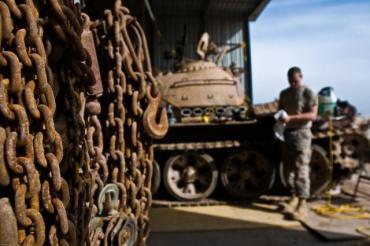 Restoring 2010 Military equipment