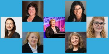 Women in Corrosion Breakfast Panellists