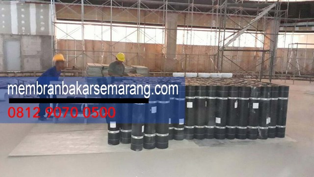 jual membran bakar waterproofing di Daerah  Gogik,Semarang,Jawa Tengah - Telp Kami : 0812 9070 0500