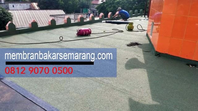 tukang membran aspal bakar di  Mendongan,Semarang,Jawa Tengah Hubungi Kami : 081 290 700 500