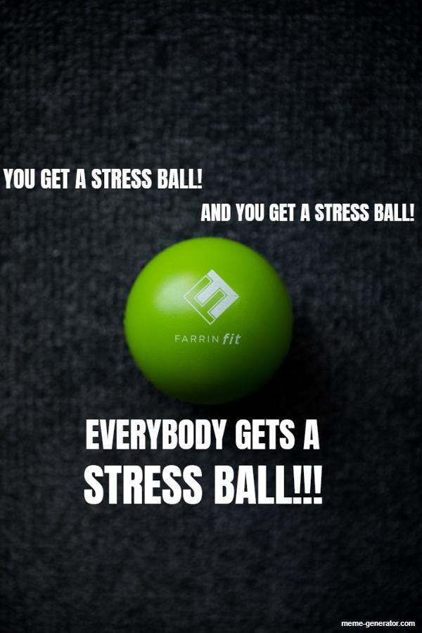 Stress Ball Meme Generator