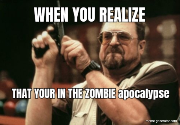 Have You Ever Wondered If You Could Survive A Zombie Apocaly
