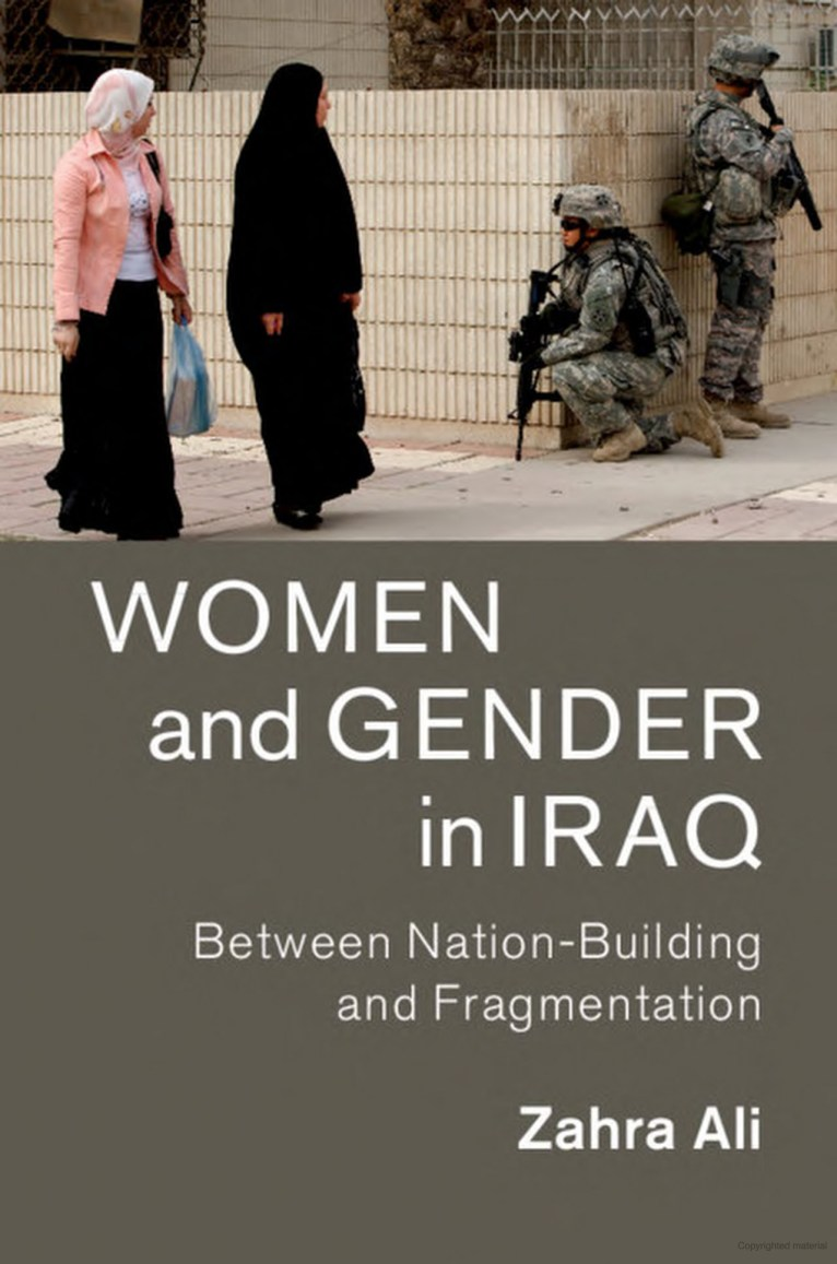 11-08-2018: Women and Gender in Iraq: between Nation-building and Fragmentation