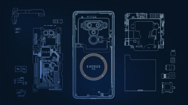 HTC Exodus 1S: as impressive in theory as it is dismal on paper