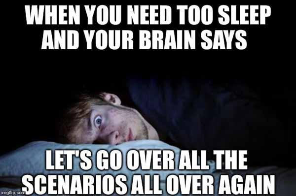 71 Funny Sleep Memes For Those Nights When Insomnia Is Kicking In