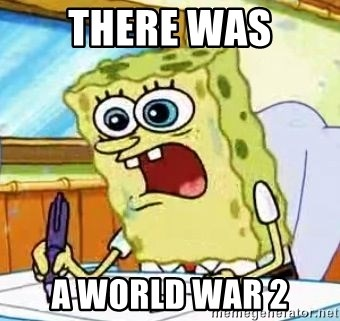 There Was A World War 2 Spongebob What I Learned In Boating