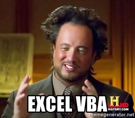 Excel Vba Ancient Aliens Meme Generator