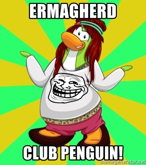 Cp Es Club Pinguin Meme By Jcoque12 Memedroid