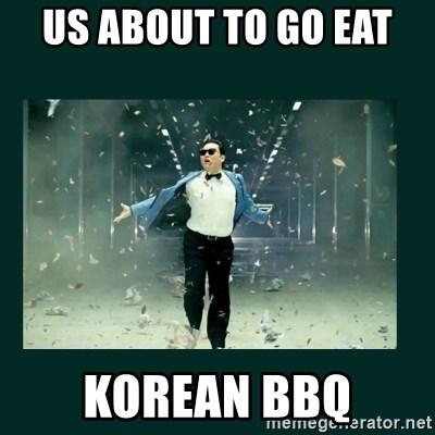 Meme Maker You Want Some Korean Bbq