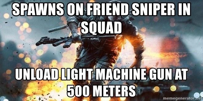 Battlefield Noob By Recyclebin Meme Center