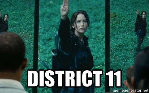 Does Anybody Know When We Find Out Which Hunger Games District We