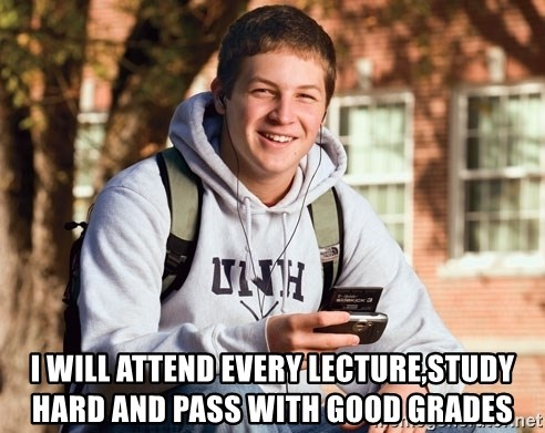 Image result for attend every lecture