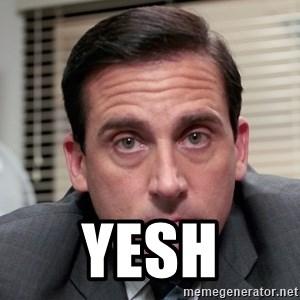 Yesh Michael Scott The Office Meme Meme Generator