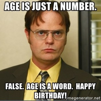 Image result for happy birthday dwight