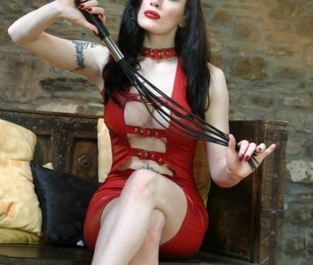 Dont Cum Yet Unless You Want To Be Punished Red Latex Dominatrix Meme Generator