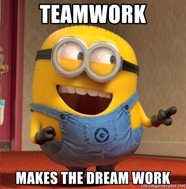 25 Best Memes About Dream Work: Meme Makes Work Dream Teamwork Funny