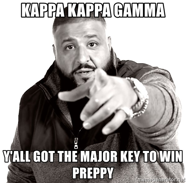 I Dont Always Join A Sorority But When I Do Its Kappa Kappa Gamma