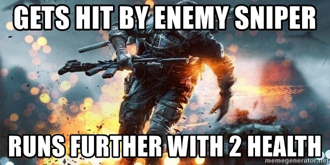 My Friends Hate Playing With Me Because Of How Much I Love Sniping